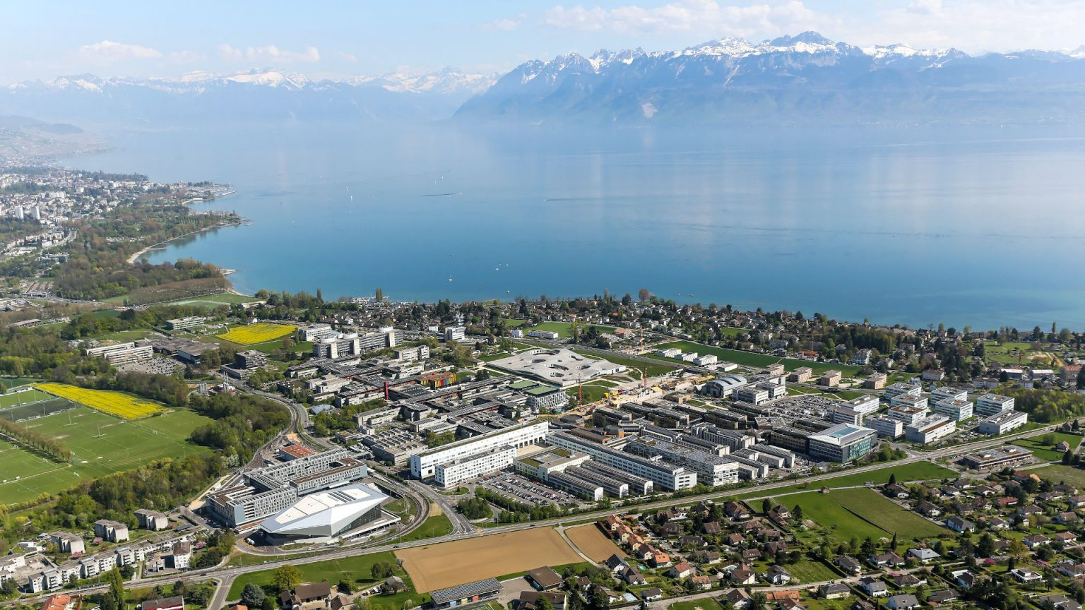 EPFL Lausanne buildings